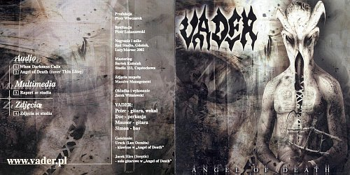 Vader - Angel Of Death (2002 Empire Records, Poland)