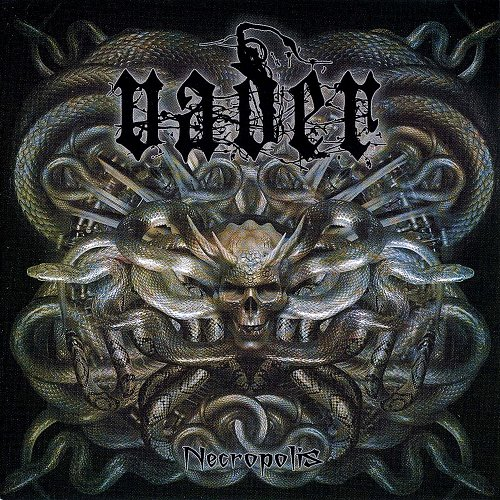 Vader - Necropolis (2009 Nuclear Blast; Irond Ltd., Russia)