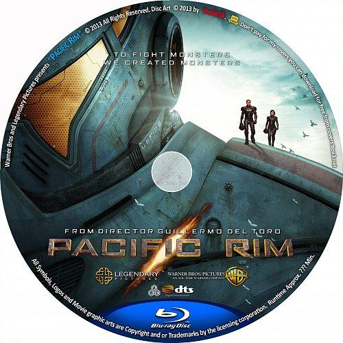 Тихоокеанский рубеж / Pacific Rim (2013)