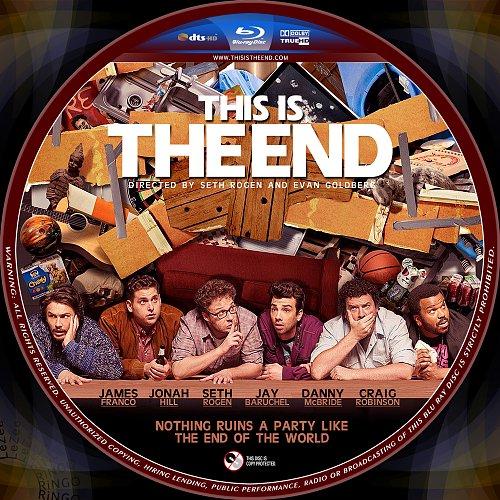 Конец света 2013: Апокалипсис по-голливудски / This is the End (2013)
