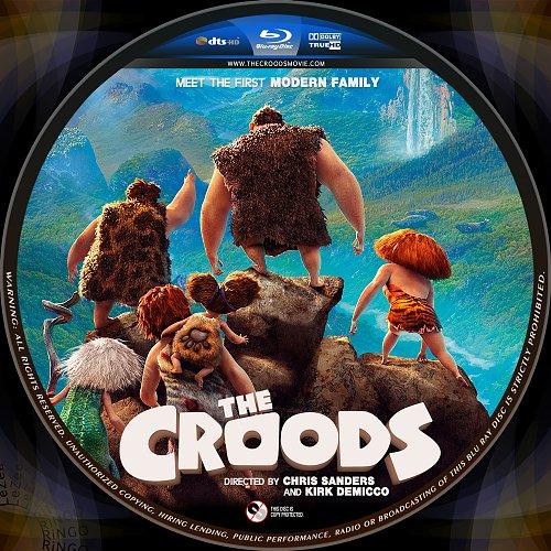 Семейка Крудс / Croods, The (2013)