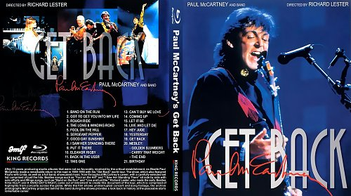 Paul McCartney - Paul McCartney's Get Back, Live (2012)