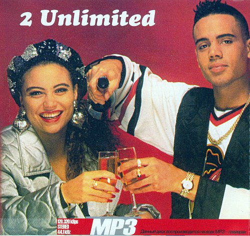 2 Unlimited - MP3 collection