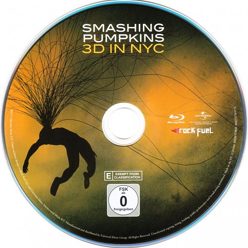 Smashing Pumpkins - Oceania (3D In NYC) (2013)