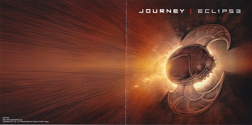 Journey - Eclipse (2011) / Japan
