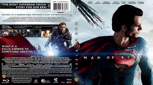 Человек из стали / Man of Steel (2013)