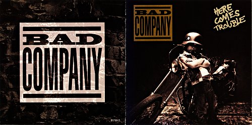 Bad Company - Here Comes Trouble (1992)