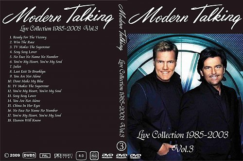 Modern Talking - Live Collection(vol.3)