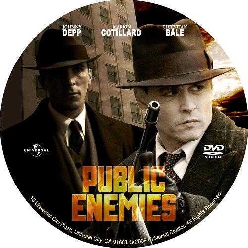 Джонни Д./Public Enemies