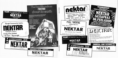 Nektar - Down To Earth (1974)