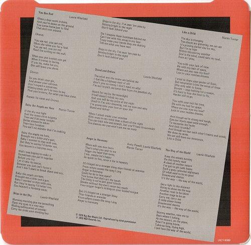 Wishbone Ash - No Smoke Without Fire (1978)