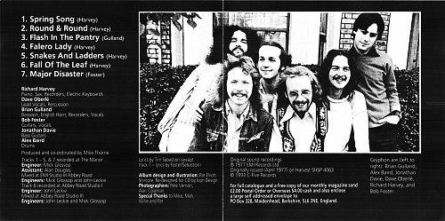 Gryphon - Treason (1977)