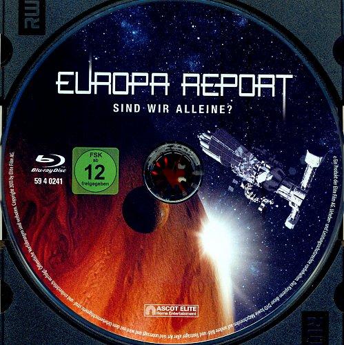 Европа / Europa Report (2013)