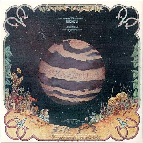 Klaatu - 3:47 E.S.T. (1976)