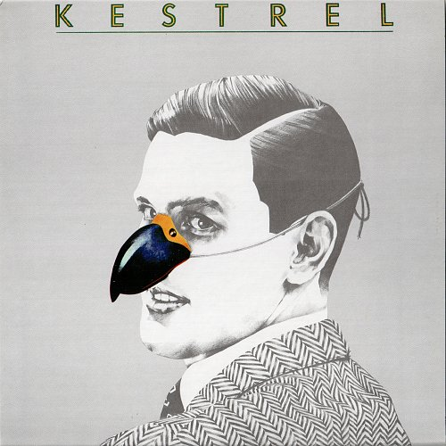 Kestrel - Kestrel (1975) - Paper-sleeve reissue, Japan