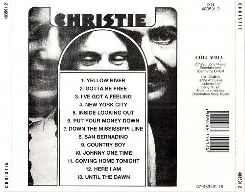 Christie - Christie (1970)