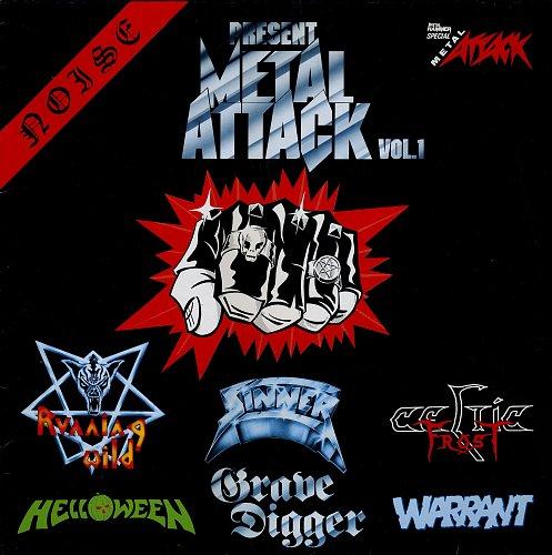 VA - Metal Attack Vol.1 (1985)
