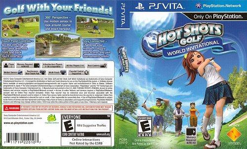 Hot Shots Golf World Invitatational