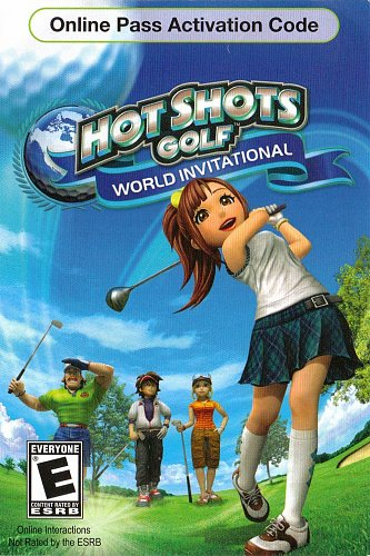 Hot Shots Golf World Invitatational