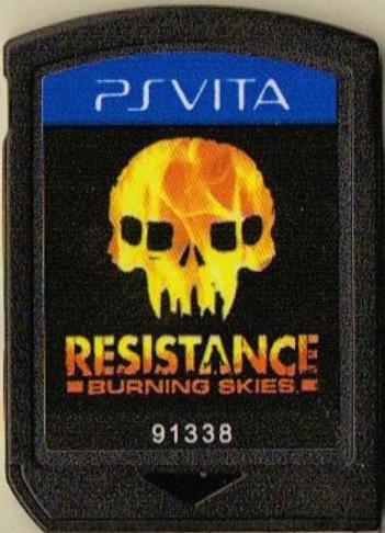 Resistance Burn Skies
