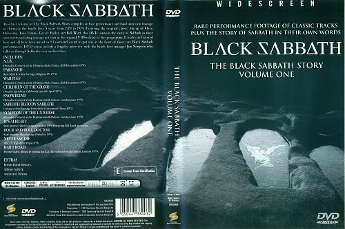 Black Sabbath - Black Sabbath Story One