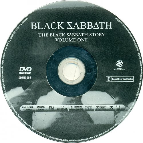 Black Sabbath - Black Sabbath Story One