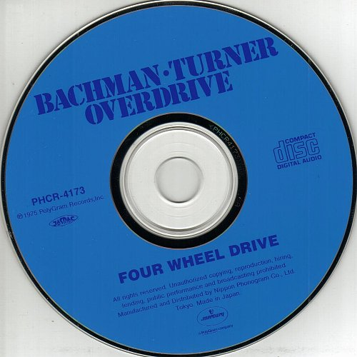 Bachman-Turner Overdrive - Four Wheel Drive (1975)