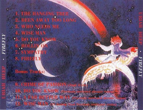 Uriah Heep - Firefly (1977)