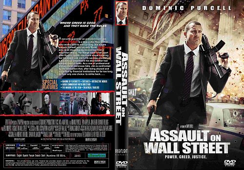 Нападение на Уолл-стрит / Эпоха алчности / Assault on Wall Street (2013)
