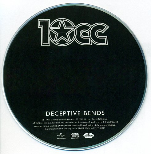 10cc - Deceptive Bends (1977)