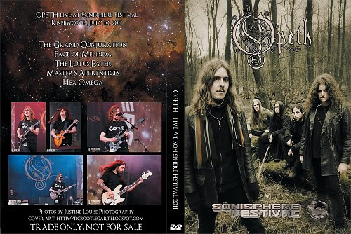 Opeth - Live At Sonisphere Festival (2011)