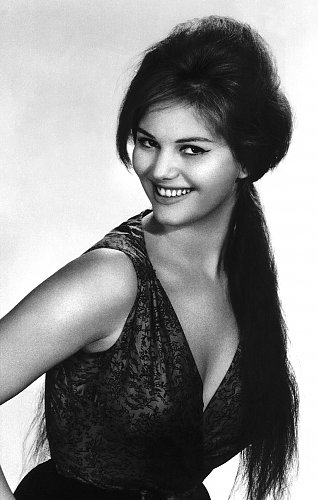 Claudia Cardinale / Клаудия Кардинале