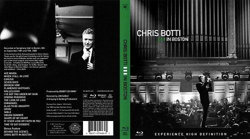 Chris Botti in Boston (Bobby Colomby) 2009