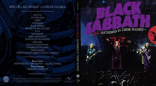 Black Sabbath - Live... Gathered In Their Masses (2013)