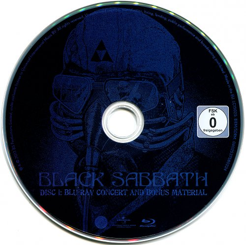 Black Sabbath - Live... Gathered In Their Masses (2013)