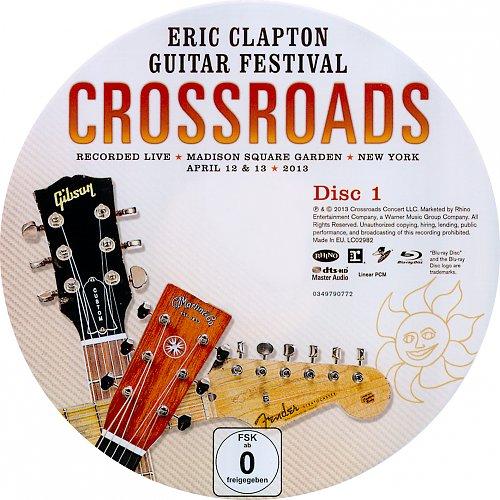 Crossroads - Eric Clapton Guitar Festival (2013)