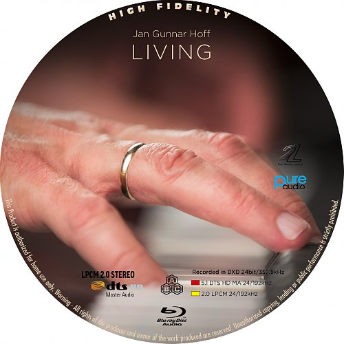 Jan Gunnar Hoff - Living (2012)