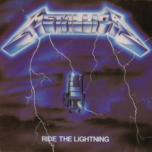 Metallica - Ride The Lightning (1989)