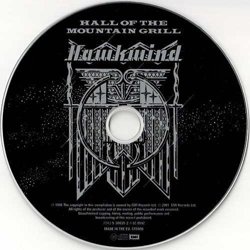 Hawkwind - Hall Of The Mountain Grill (1974)
