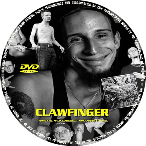 Clawfinger - Hate Yourself with Style (2005)