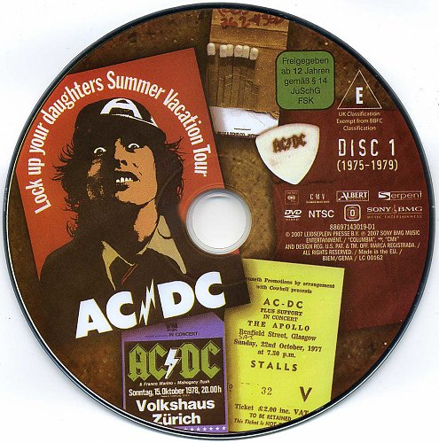 ACDC - Plug Me In (2007)