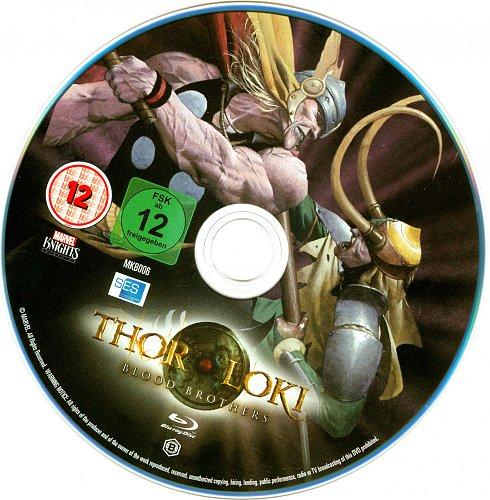 Тор и Локи: Кровные братья / Thor & Loki: Blood Brothers (2011)