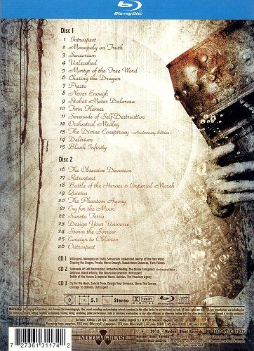 Epica - Retrospect (2013) (2BD+3CD)