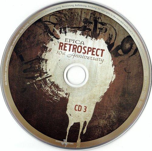 Epica - Retrospect 2013 (2BD+3CD)
