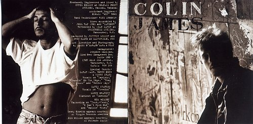 Colin James - Bad Habits (1995)