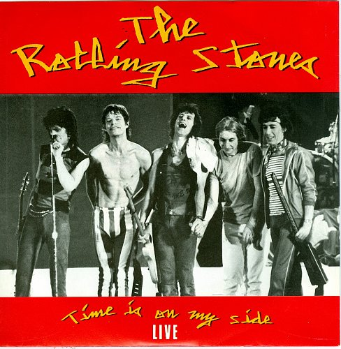 The Rolling Stones - Time Is On My Side(Germany)1982