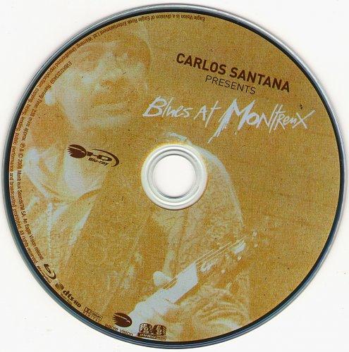 Carlos Santana - Blues At Montreux