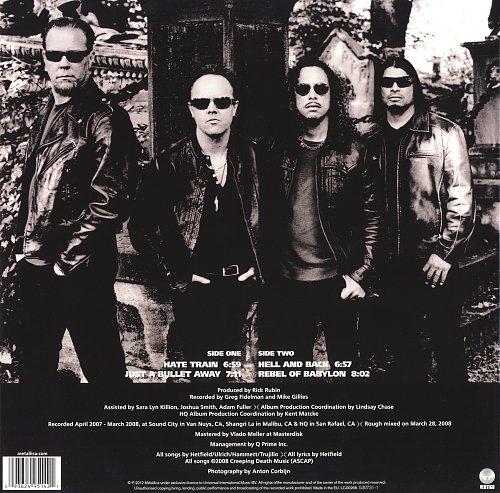 Metallica - Beyond Magnetic (2011)