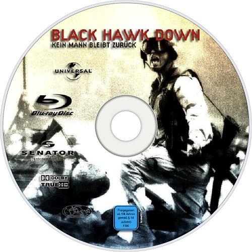 Black Hawk Down / Диск / Обложка