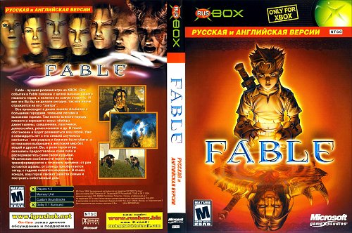 FABLE / FABLE the lost Chapters